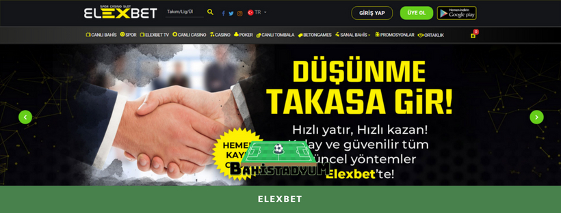 Ukubheja kwe-Elexbet